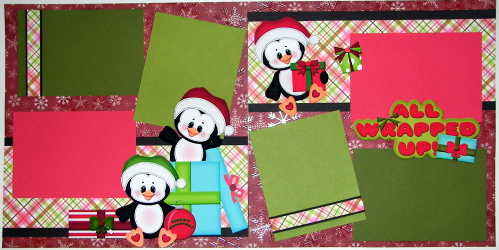 All Wrapped Up Page Kit