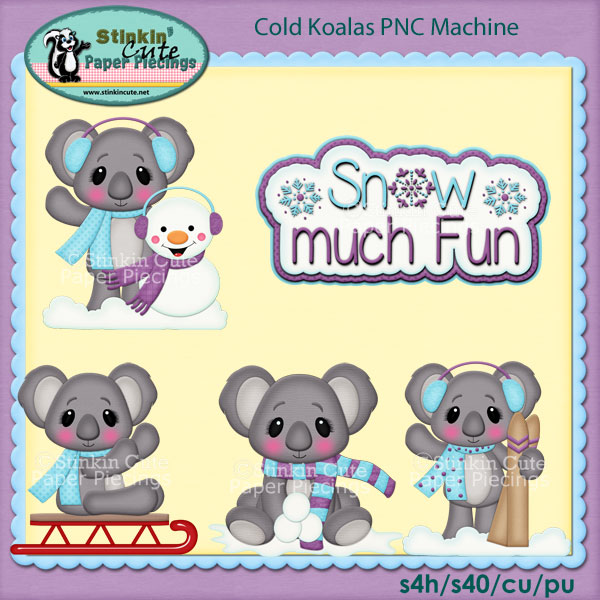 Cold Koalas PNC Machine