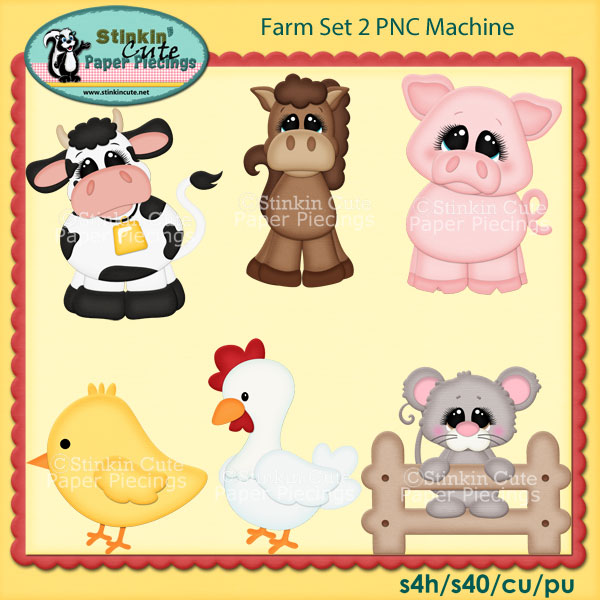 Farm Set 2 PNC Machine
