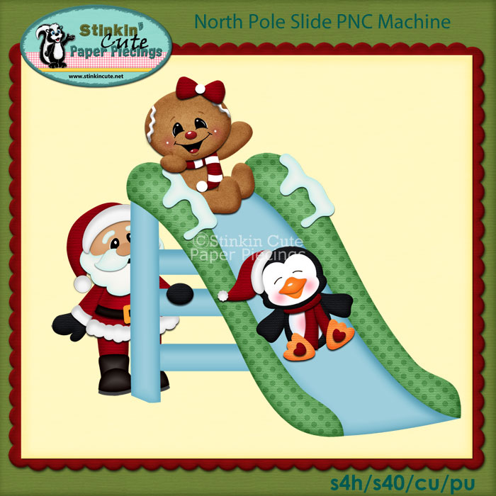 North Pole Slide PNC Machine