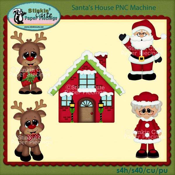 Santa's House PNC Machine