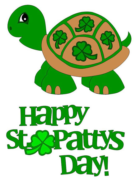 Happy St. Pattys Day Cutting File Set