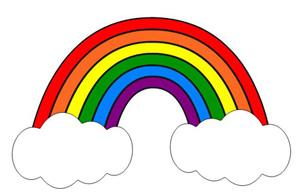Rainbow Cutting File Set