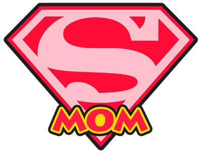 Super Mom Cutting File Set