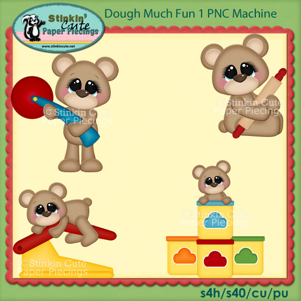 Dough Much Fun 1 PNC Machine
