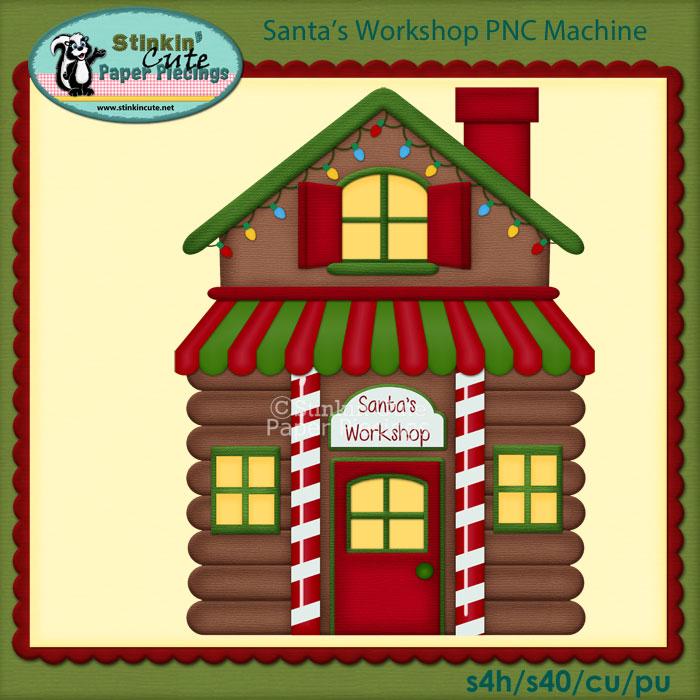 Santa's Workshop PNC Machine