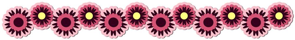 Flower Border 11 Cutting File Set